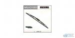Щетка стеклоочистителя Masuma Optimum 400мм (16) каркасная, с графитовым напылением, 1 шт