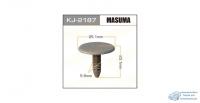 Клипса крепежная Masuma 2187-KJ (уп.50шт)