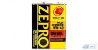 Масло моторное IDEMITSU Zepro Diesel F-S 5w40 CF синтетическое, для дизельного двигателя 4л