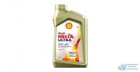 Масло моторное Shell HELIX ULTRA 5W40 SM/SN/CF синтетическое, универсальное 1л