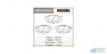 Колодки дисковые Masuma KIA/RIO/V1400, V1500, V1600 front (1/12)