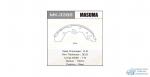 Колодки барабанные Masuma R-3572 (1/20)