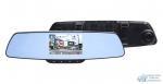 Видеорегистратор автомобильный Inspector Typhoon зеркало заднего вида, 4Мп, 2560х1080, обзор 150°, экран 4.3, GPS