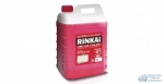 Антифриз RINKAI Red (красный) -45С 5кг
