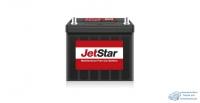 Аккумулятор JetStar 75D23R, 60Ач, CCA 500А, необслуживаемый