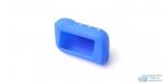 Чехол на брелок сигн. силиконовый Star-Line А63/А93, Синий