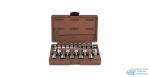 Инструменты, набор Ombra 953222 торцевые головки и насадки с вставками TORX® 22 пр.