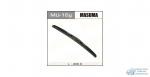Щетка стеклоочистителя Masuma 400мм (16) гибридная, с графитовым напылением, 1 шт