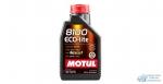 Масло моторное MOTUL 8100 Eco-lite 5W30 SN/CF синтетическое, универсальное 1л