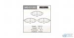Колодки дисковые MASUMA CHEVROLET/LACETTI/V1400, V1600, V1800, V2000 front (1/12)