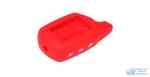 Чехол на брелок сигн. силиконовый Star-Line В/А61/А91, Красный