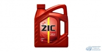 Масло моторное ZIC X3000 10w30 CH-4 полусинтетическое, для дизельного двигателя 4л