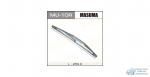 Щетка стеклоочистителя Masuma Rear 250мм (10) каркасная, для заднего стекла, с графитовым напылением, 1 шт
