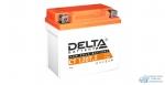 Аккумулятор для мото Delta AGM 7 Ач, CCA 130A, 114*70*108