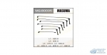 Бронепровода Masuma, 1G-FE,GX81 // RC-TE28