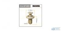 Клипса крепежная Masuma 2120-KJ (уп.50шт)