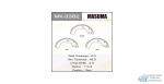 Колодки барабанные Masuma TRIBUTE/ EP3W, EPEW (1/12)