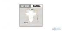 Клипса автомобильная (автокрепеж) MASUMA 363-KE